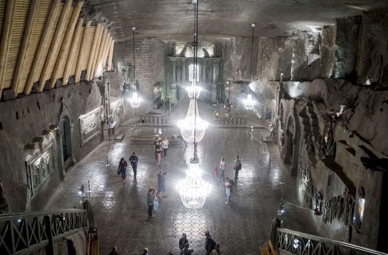Wieliczka Salt mine Cave -DiscoverCracow.com