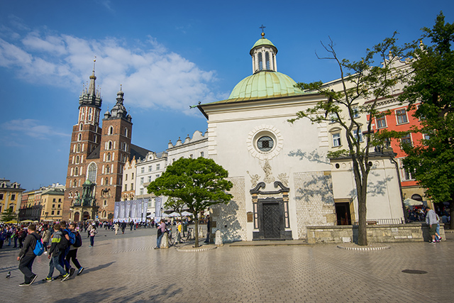 Krakow things to do top attractions summer holiday visit Krakow