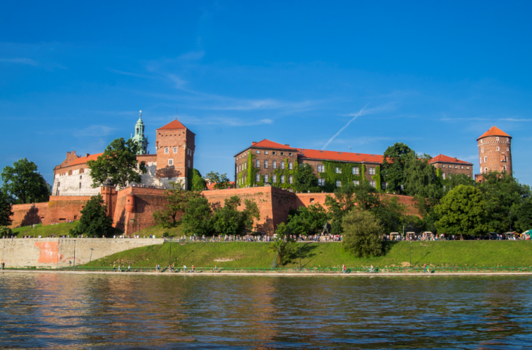 History of Wawel Hill Wawel Castle Brief history of Krakow