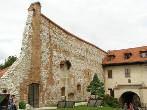 Tyniec monasteries around Krakow best sights views