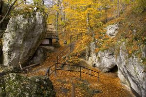 caves activities around Krakow guide