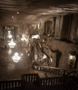Auschwitz Wieliczka Salt Mine tour