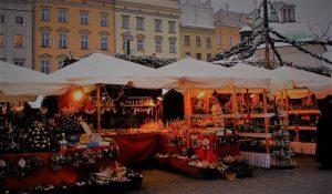 Krakow Christmas Market 2017
