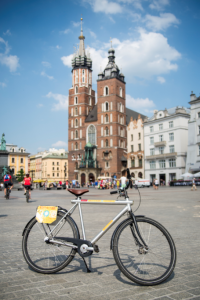 How to get around Krakow