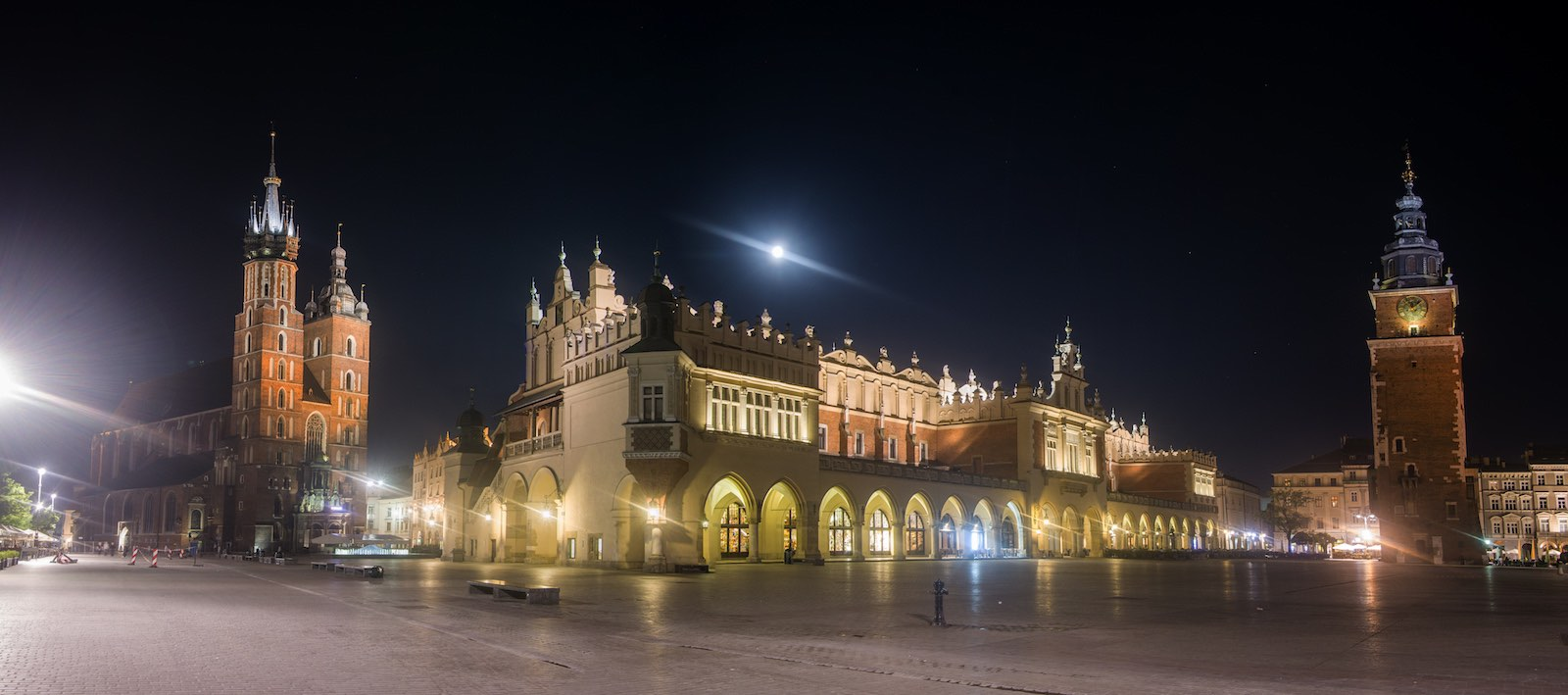 Krakow Old Town Views And Facts