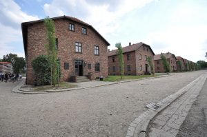 Auschwitz today now pictures photos maps