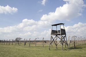 Auschwitz today now pictures photos maps watchtowers barbed wire facilities now today