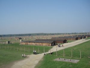 Auschwitz today now pictures photos maps territory nowaydays