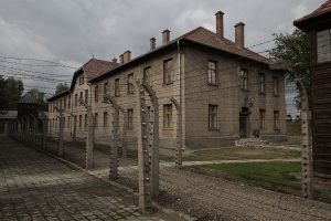 Auschwitz today now pictures photos maps barracks today