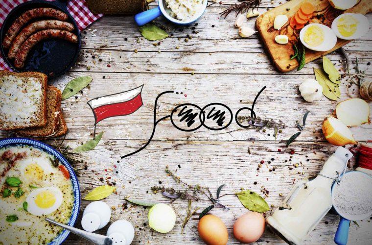 Polish food cover