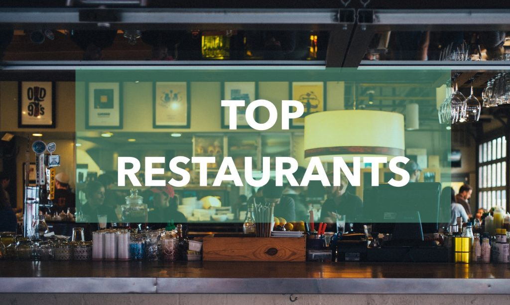 Top Restaurants
