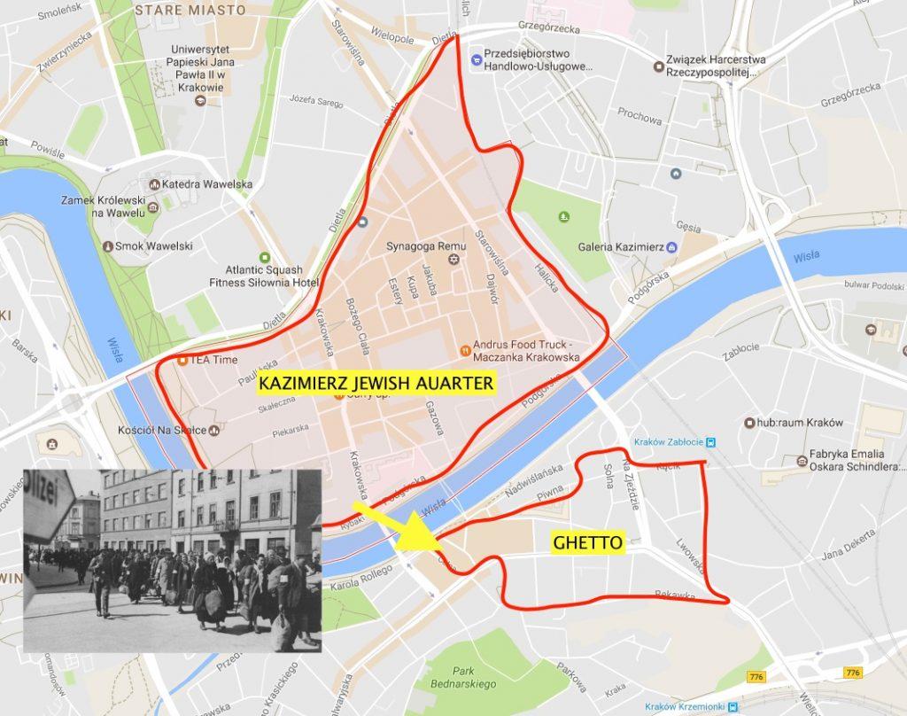 Ghetto Kraków