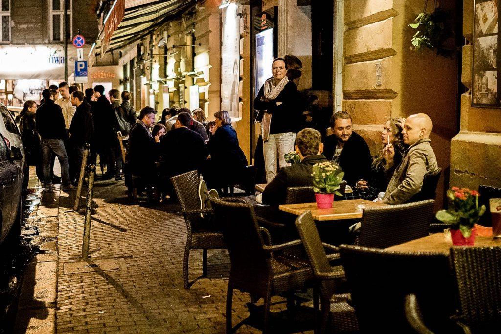 Kazimierz Jewish Quarter