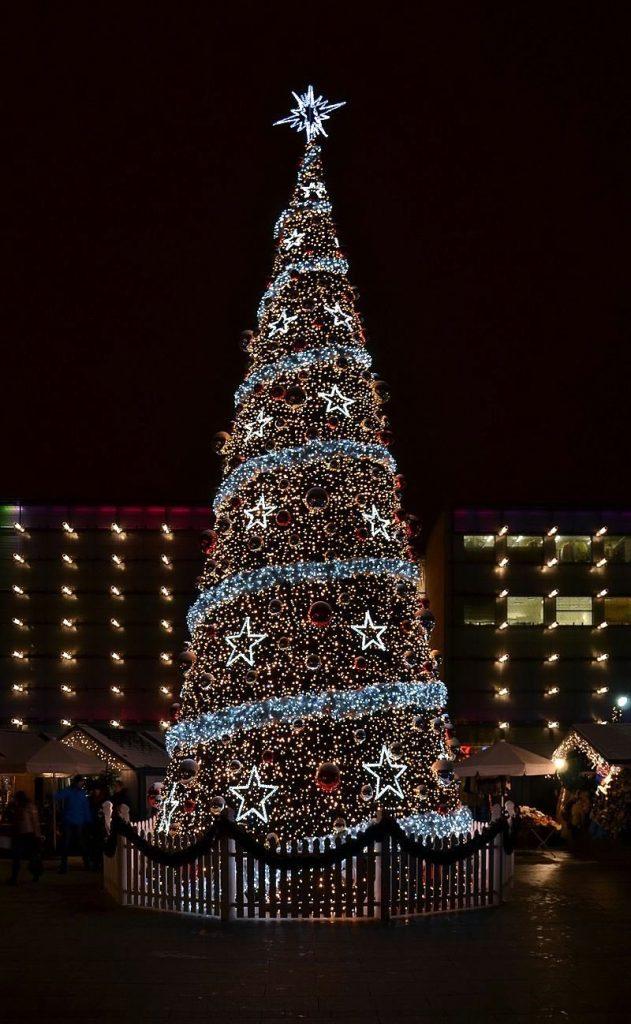 Krakow_christmas_tree