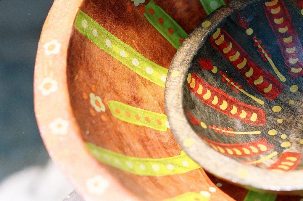 Naczynia-drewniane