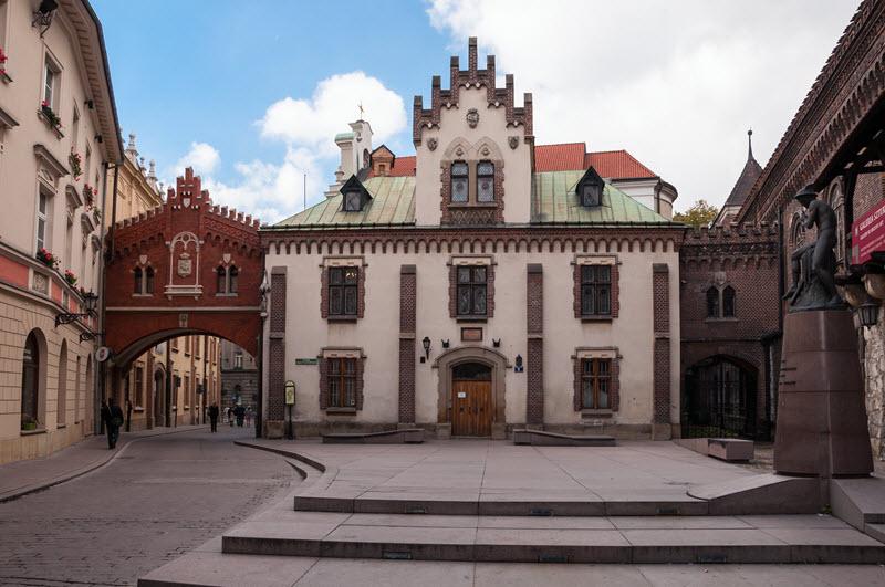 Czarotyski Muzeum Krakow