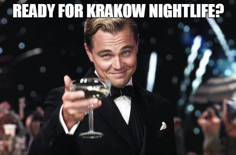 krakow nightlife