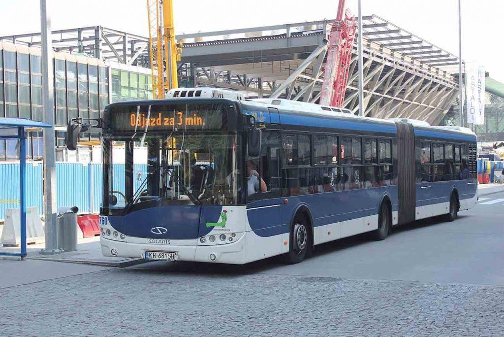 krakow-aiport-bus