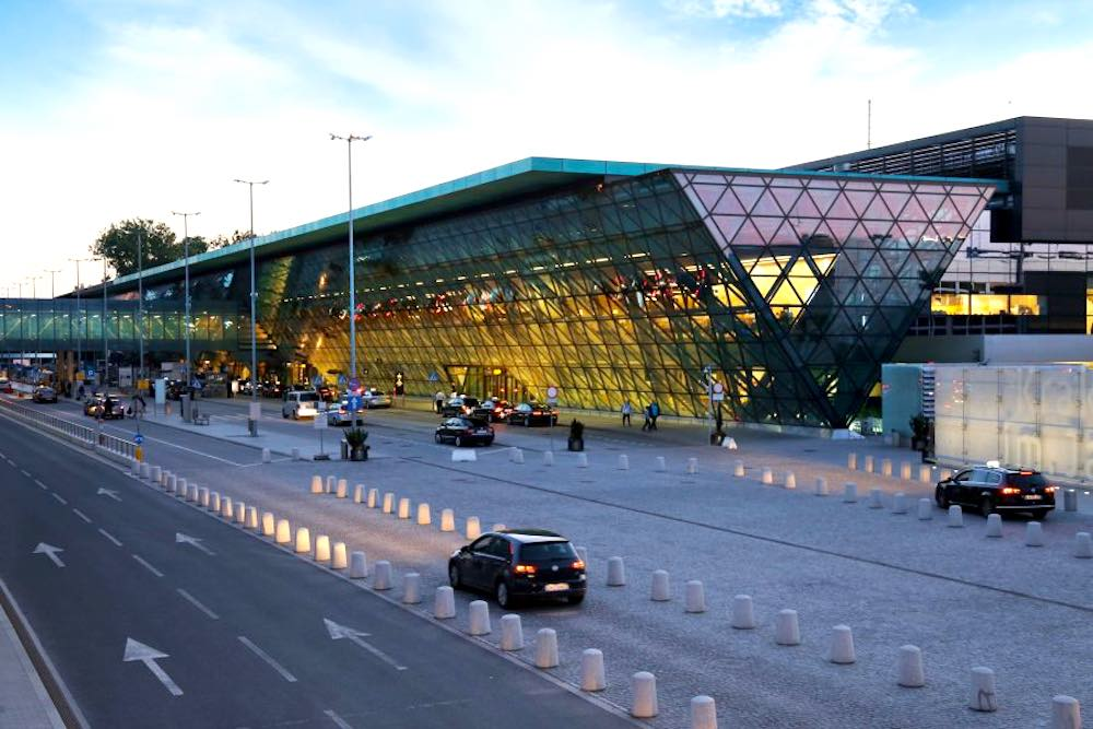 Getting From Tours Airport To Tours