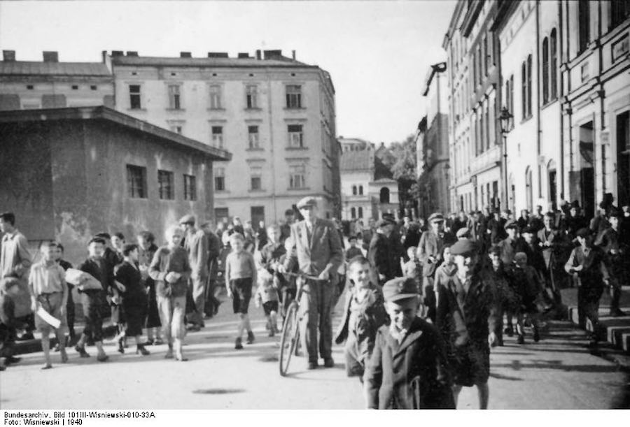 krakow ghetto