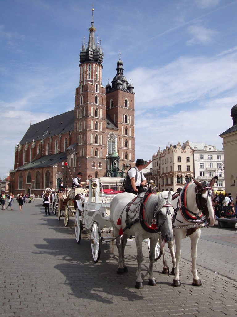 3 days in krakow