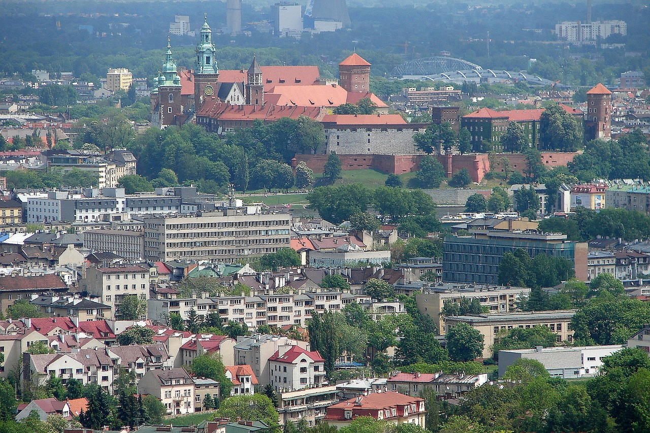 how to spend 3 days in krakow