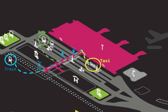 krakow airport terminal map Krakow Airport Make Sure You Have A Smooth Journey Discover Cracow krakow airport terminal map