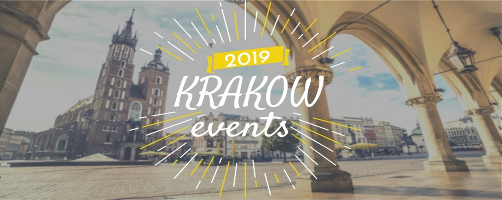 Krakow events 2019