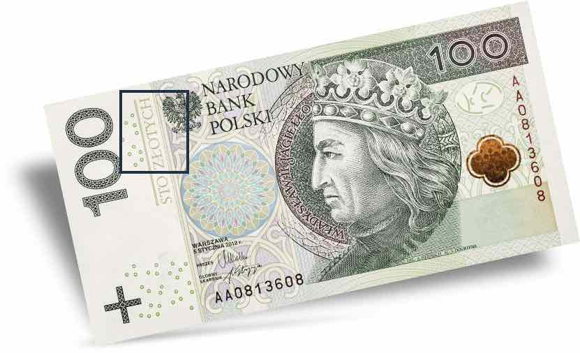 Polish Currency Bill