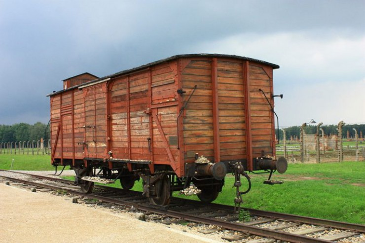 auschwitz-today-carriage