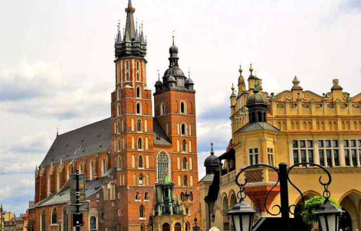krakow-attractions-church