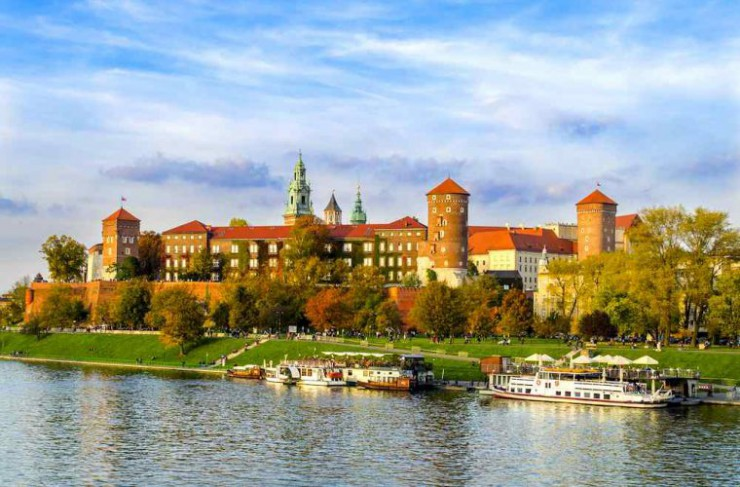 krakow-attractions-wawel