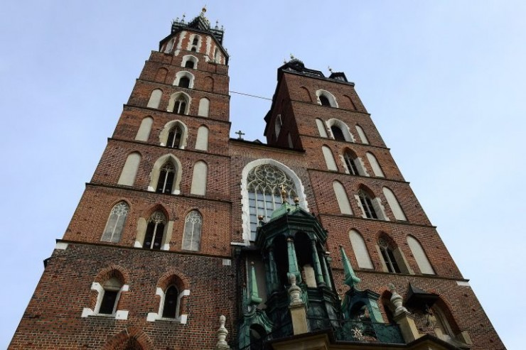 what-to-visit-in-krakow-towers