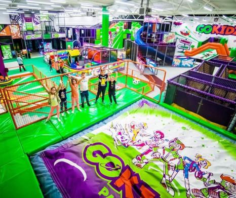 Amusement Park - GOKidz