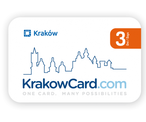 Krakow Card - Museums and Transport (3 days)