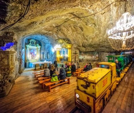 Bochnia Salt Mine Entrance Ticket