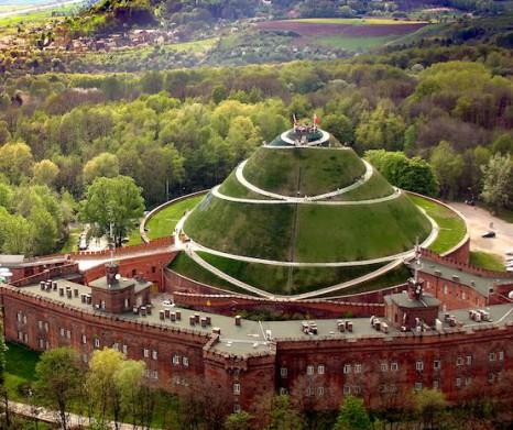 Kościuszko Mound - Kopiec Kościuszki