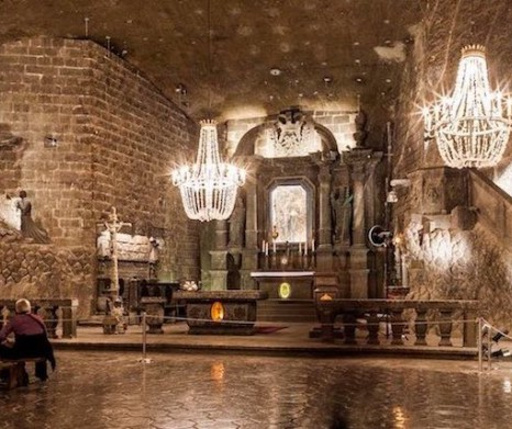 Wieliczka Salt Mine With Private Transport