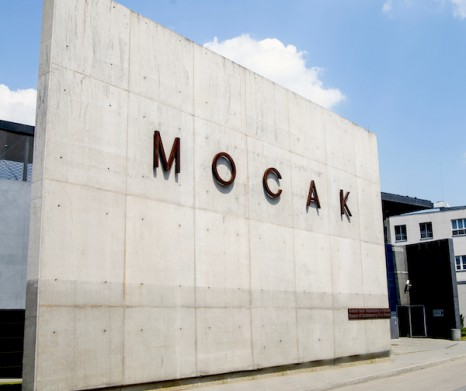 MOCAK the Museum of Contemporary Art in Krakow