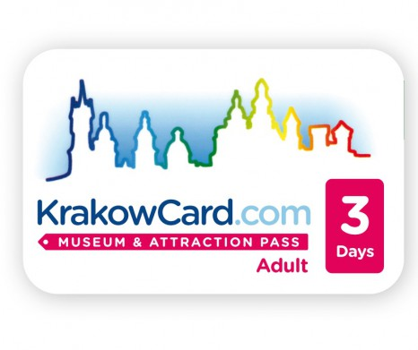 3 days Museum & Attraction Pass - Adult