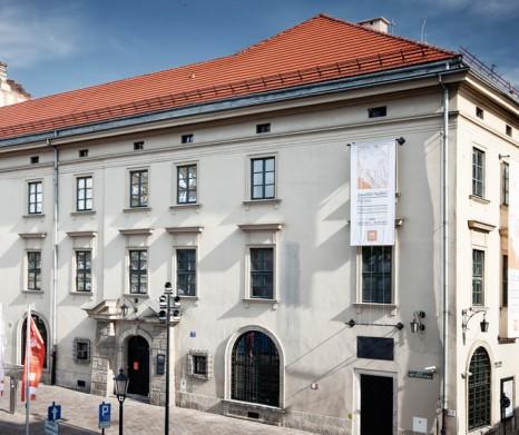 Szołayski House. Here comes Youth. The First Krakow Group.