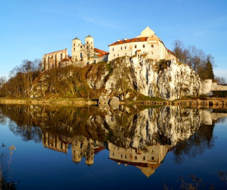Countryside and Tyniec Abbey bike tour