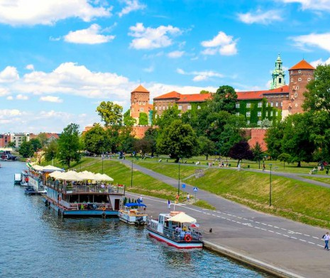 Cruise on the Vistula River