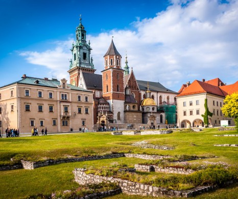 Wawel Castle Guided Tour