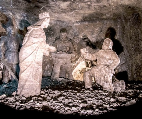 Wieliczka Salt Mine Guided Tour with Private Transport