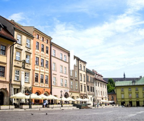 Krakow Half-Day Private Tour with Local Guide and Transport