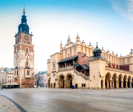 Krakow Half-Day Private Tour with local guide