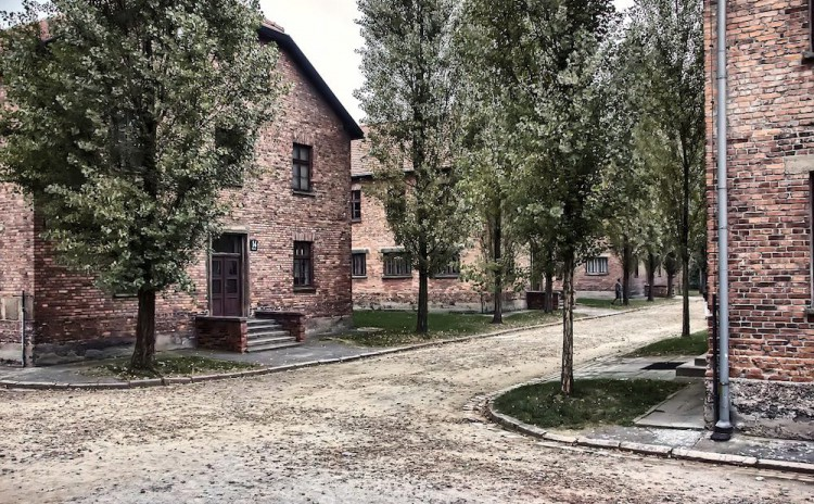 Auschwitz Tours - blocks