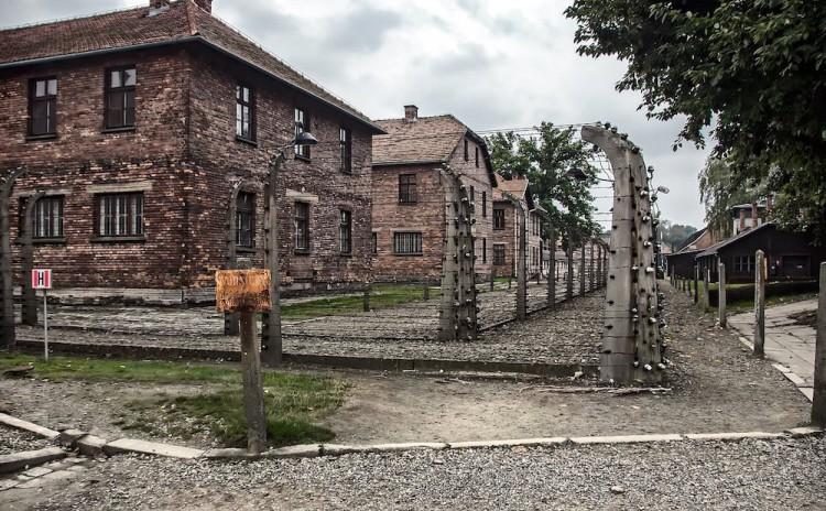 Auschwitz Tours - wire