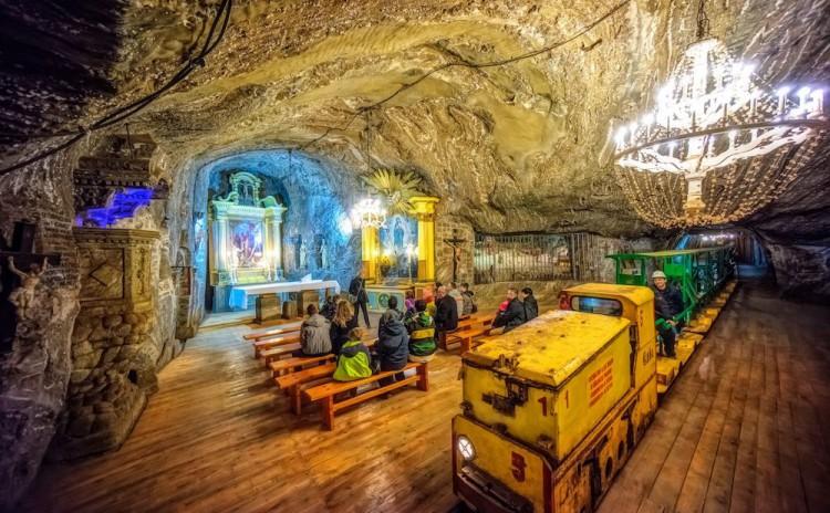 bochnia salt mine ticket